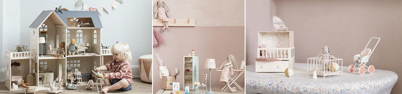Catégorie Maisons de poupées